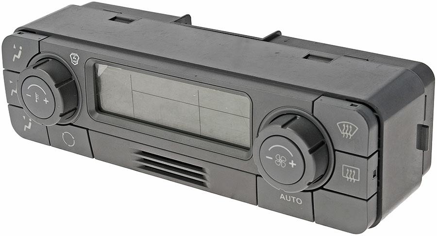 Блок управления отопителем с ЖК-дисплеем